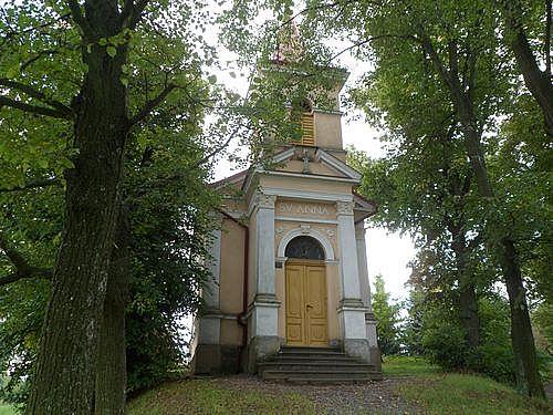 Kaple svaté Anny..